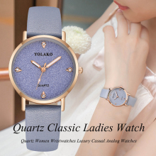Quartz Women Wrist Watches Female Luxury Ladies Simple Watch Classic Casual Analog Relogio feminino