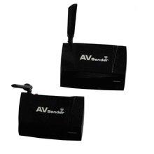5.8 GHz Kablosuz Video FM Yayın Verici Alıcı Ses Adaptörü 300 M PC TV Box PS3 DVD Için HDMI AV Alıcı Gönderen PAT-580