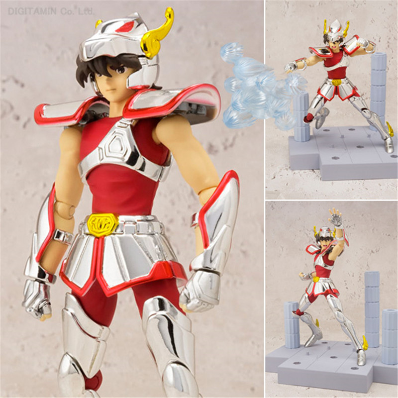 Original Bandai D.D.PANORAMATION scene saint seiya myth cloth Pegasus Seiya genuine saint seiya action figure Collectible Model  цена и фото