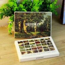 30 листов/лот Шишкин открытка-картина Шишкин открытка s/поздравительная открытка/модный подарок