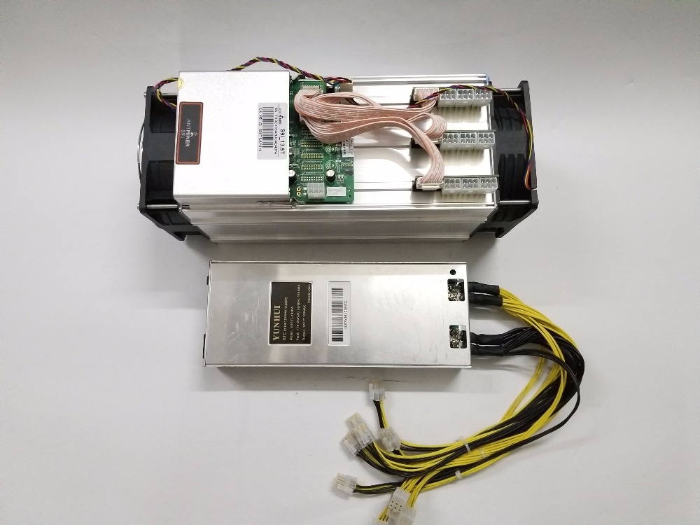 New AntMiner S9i 13.5T With 1800W Power Supply Bitcoin Miner BTC BCH Miner From Bitmain Better Than S9 13.5t T9+ WhatsMiner M3 цена 2017