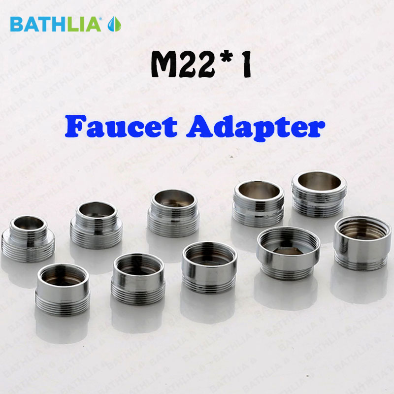 kitchen faucet adapters m22 water purifier adapter brass faucet aerator connector 13094