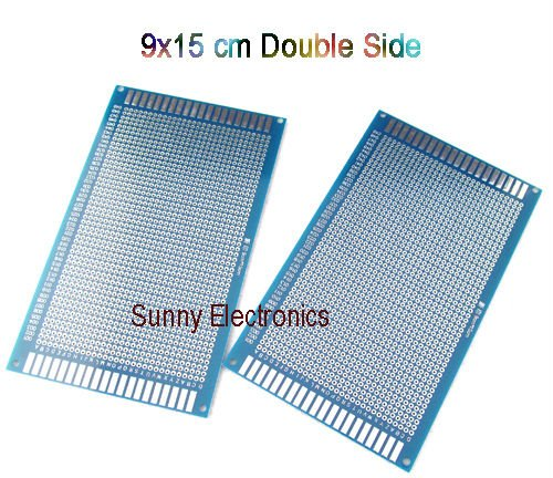 9x15 cm 3 5x6 double side prototype pcb panel universal circuit rh sites google com