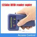 Programador escritor leitor de rfid 125 khz em4100 em4102 rfid copiadora & cópia de cópia de cartão de proximidade para controle de acesso rfid cartões + 5 pcs T5577