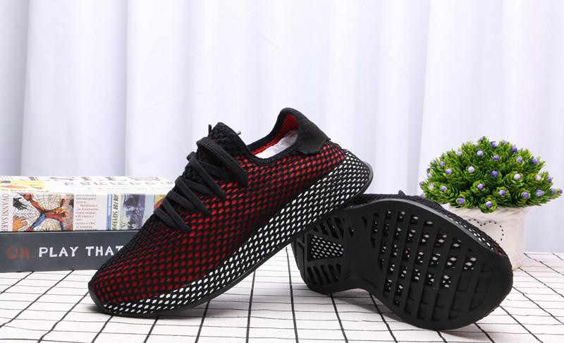 ea6baa7295564 ... New Top Fashion 2019 Deerupt Runner Women Mens black red white Running  Shoes Sports Sneakers CQ2624 ...