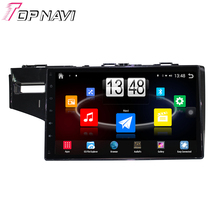 """10.1"""" Quad Core Android 4.4 Car PC GPS For FIT 2014 2015 2016 For Honda With Mirror Link Stereo Radio Without DVD Free Shipping"""