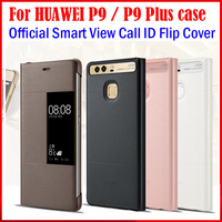 Original 100 From CENMASO Brand Official Smart Window Cases For Huawei Ascend P9 P9 Plus P9plus