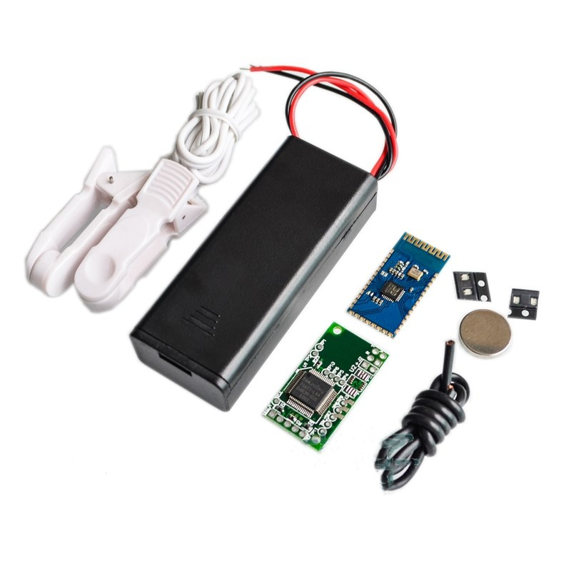 US $65 89 |TGAM Starter Kit Brainwave Sensor EEG Sensor Brain Control Toys  for Arduino or Neurosky App Development With TGAT1 Providing SDK-in Parts &