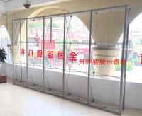 230 см x 380 см утолщенная решетка цветок настенная подставка Алюминиевый цветочный фон Рамка Хорошее качество свадебный реквизит реклама