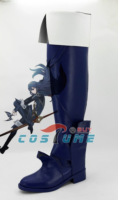 Fire Emblem: Awakening Lucina Cosplay Shoes Boots Custom Made