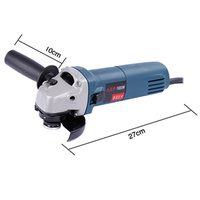 6 speed adjustable angle grinder cutting machine grinding machine electric tool