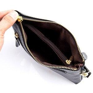 Image 3 - CICICUFF السيدات حقيبة ساع حقيقية الجلود العلامة التجارية النساء صغيرة حقيبة صغيرة الأزياء Crossbody حقائب للنساء يوم جديد براثن