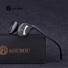AOUBOU عالية الجودة للجنسين عدسة متعددة البؤر التقدمية نظارات القراءة الرجال النساء الشيخوخي مد البصر النظارات ثنائية البؤرة A010