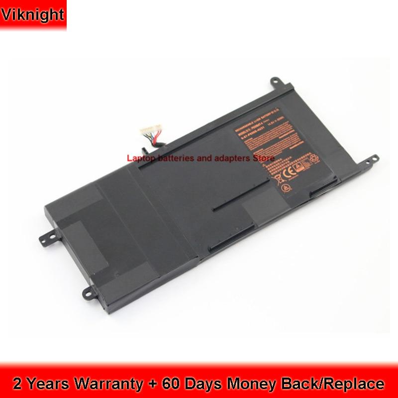 все цены на Original Clevo 6-87-P650S-4252 6-87-P650S-4U31 P650BAT-4 Laptop battery P650SA P650SE P650SG P651RE P651SG P671RG онлайн