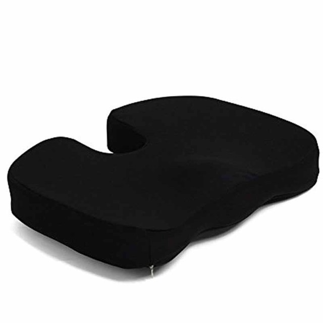 Coccyx Orthopedic Memory Foam U Shape Soft Plush Seat Cushion for Chair Car Office Home Bottom Seats Massage Nice Bottom Cushion  sc 1 st  AliExpress & Coccyx Orthopedic Memory Foam U Shape Soft Plush Seat Cushion for ...