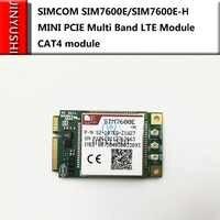 15pcs Free DHL SIM7600E-H pcie LTE Cat4 Module SIMCOM LTE-FDD for SIM7600E-H mini pcie Guaranteed 100% New Original SIM7600