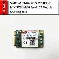 JINYUSHI pour SIMCOM SIM7600E/SIM7600E-H MINI Module PCIE multi-bande LTE module CAT4