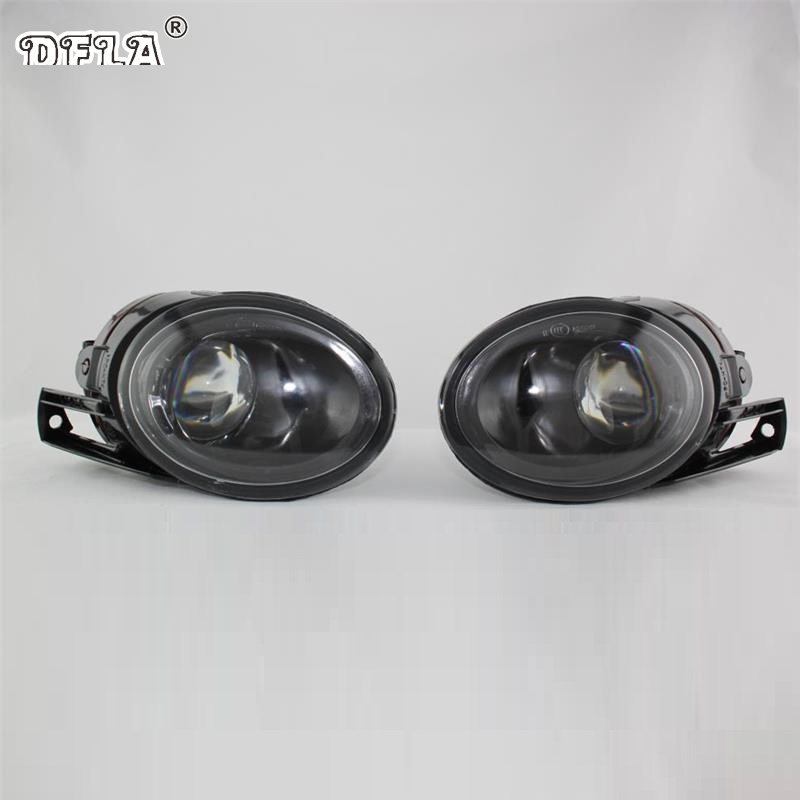 DFLA Car Light For VW Passat B6 3C 2006 2007 2008 2009 2010 2011 Car-styling Front Halogen Fog Light Fog Light With Convex Lens zuczug car front dashboard air conditioning exhaust vent outlet for vw passat 2006 2009 3bd 820 951 3bd 819 701 3bd 819 702