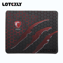 Hot sales lol mousepad MSI mouse pad best Large gaming mouse pad gamer League large 2016 NEW mouse pad of Legends keyboard pad
