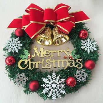 55 centimetri di diametro per uso albergo corona di natale decorazioni natalizie trasporto libero decorativo per tre pezzi