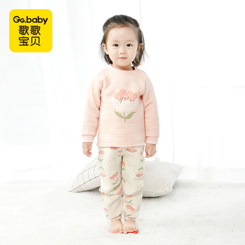 Winter Newborn Baby Girl Clothes Set Bunny Autumn Infant Boy Clothing Sets Boy Outfits Thick Warm Kids Pajamas Set Girls Suits цена