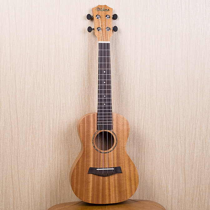 Concert Ukulele 23 Inch Hawaiian Mini Guitar 4 Strings Ukelele Guitarra Handcraft Wood Mahogany High Quality Musical Uke concert acacia wood ukulele 23 inch mini hawaiian guitar 4 strings guitarra ukelele high grade lumber uke handcraft wood