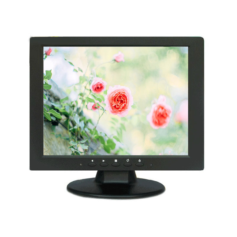 все цены на Newest 10.4 inch resistive touch monitor 800*600 screen touch monitor with HDMI/BNC/VGA/AV/USB input онлайн