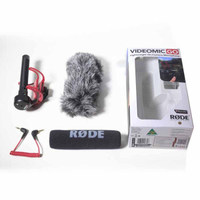 DSLR Cemara Microphone Rode VideoMic Go Video Camera Microphone for Canon Nikon Sony Microphone Rode Go Rycote Video Mic