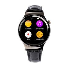 2016 neue Original S3 + Bluetooth Smart Uhr Mit Sim-steckplatz Pulsmesser Smartwatch Für IOS Android Smartphones CXF125-1