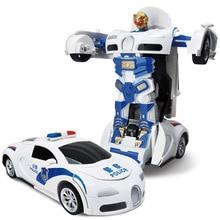Anime Series Action Figur Toy Toy Transformation Model Deformation Figur Robot Collection Classic Leksaker För Pojke Julklapp
