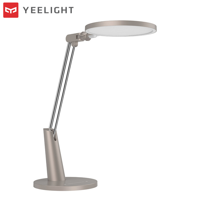 D'origine xiaomi Mijia Yeelight de bureau Intelligent 15 W LED Intelligent Eye Protection Lampe de Table Gradation Pour Mi maison APP de Contrôle De Lecture lumière