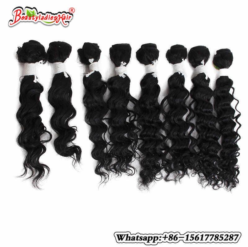 """Глубоко бразильский волос цветные 1b/бордовый короткие вьющиеся волосы 8-14 """"дюймов афро курчавые переплетения натуральных волос для девочек"""