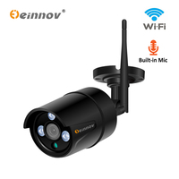 Einnov IP Camera Outdoor Wifi Security Camera Video Surveillance Wireless HD 1080P CCTV Bullet Camara With Night Vision Onvif