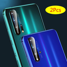 2Pcs Keajor Camera Flim for Huawei Honor 20 Pro Tempered Glass Anti-Explosion Camera Lens Protector Flim For Huawei Honor 20 protect flim 6av7 885 2 for simatic hmi ipc 577c