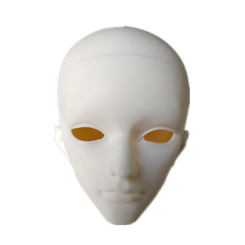 BJD Single Head For Pratice Face Up - Bjd Uncle