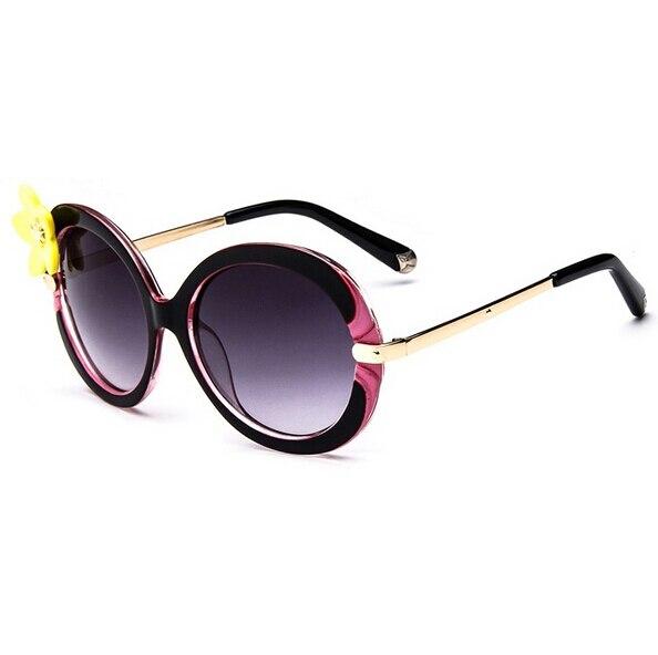 Espelhado Óculos de Sol de marca de Design de Moda Avant garde Rodada  Estilo Verão Das Senhoras Das Mulheres Do Vintage Óculos de Sol Espelho  óculos de Sol ... b5a4ba088e