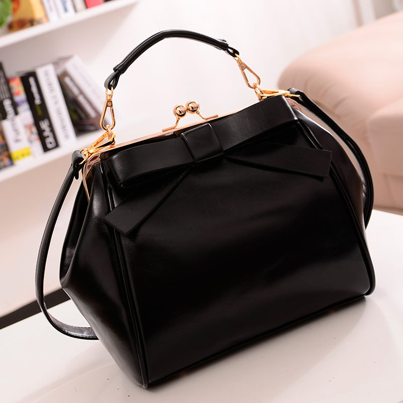 brand designer women bag soft candy leather handbags with bow ladies party purse women crossbody. Black Bedroom Furniture Sets. Home Design Ideas