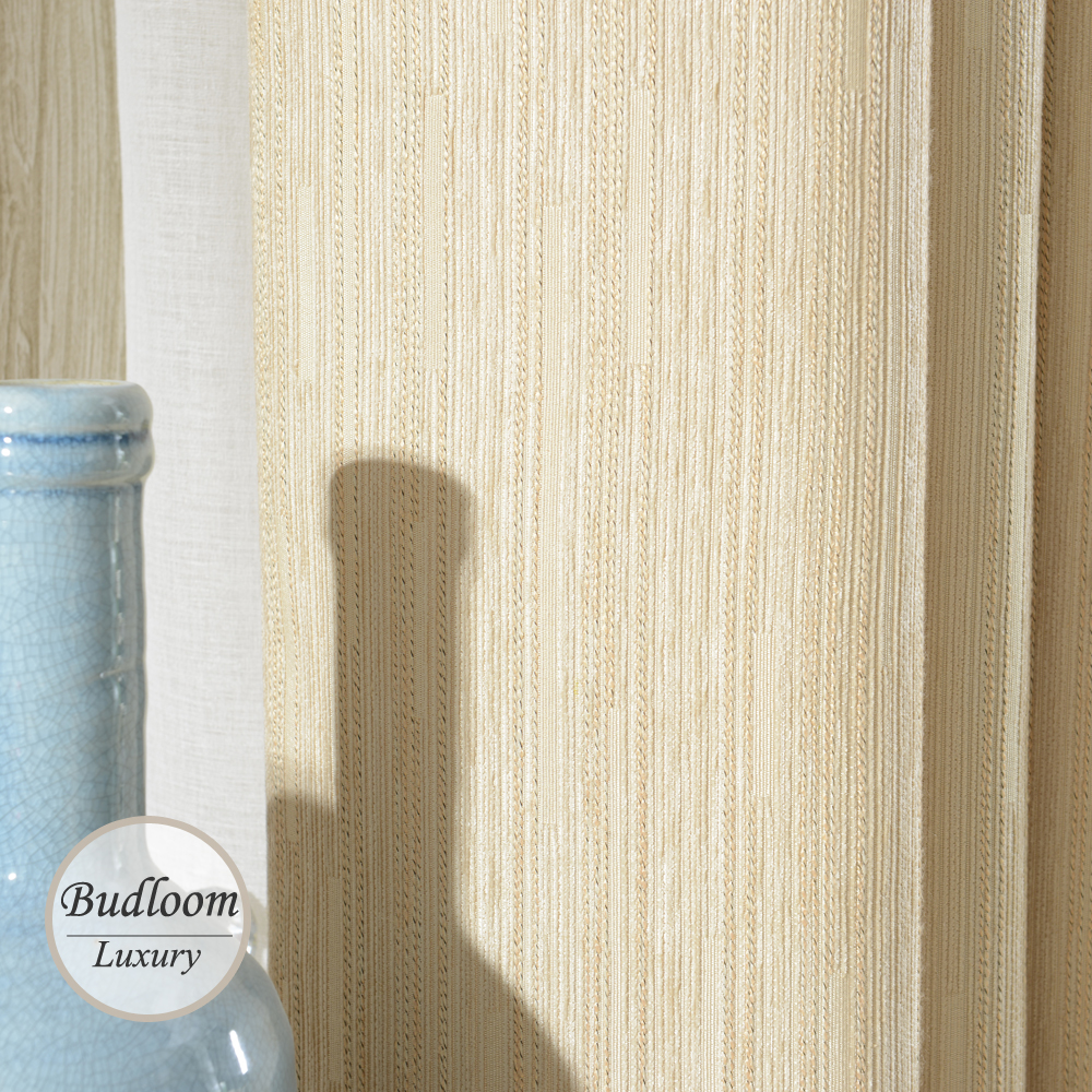 sharp bathroom window coverings | Chenille fabric window curtain blackout blinds process ...