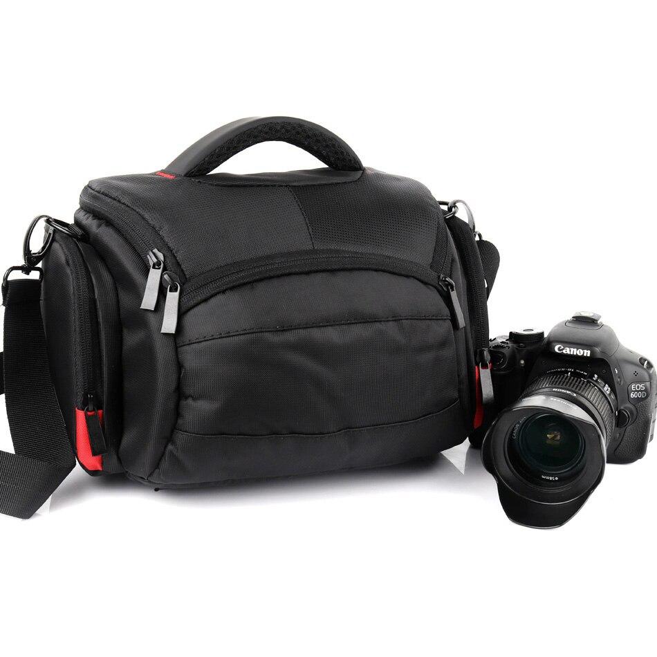 Haute Capacité Étanche DSLR Camera Case Sac Pour Nikon D3400 D5300 D7200 D3300 D810 D90 P900 B700 Sony alpha A7II a9 Canon Sac