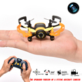 JXD 2017 512 V MIni Drone Com Câmera 2.4 Ghz UFO One-Key-retorno Headless Modo RC Helixopter Zangão Quadcopter FPV Transporte Rápido