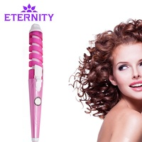 Eternity Electric Magic Hair Styling Tool Rizador Hair Curler Roller Monofunctional Spiral Curling Iron Wand Curl