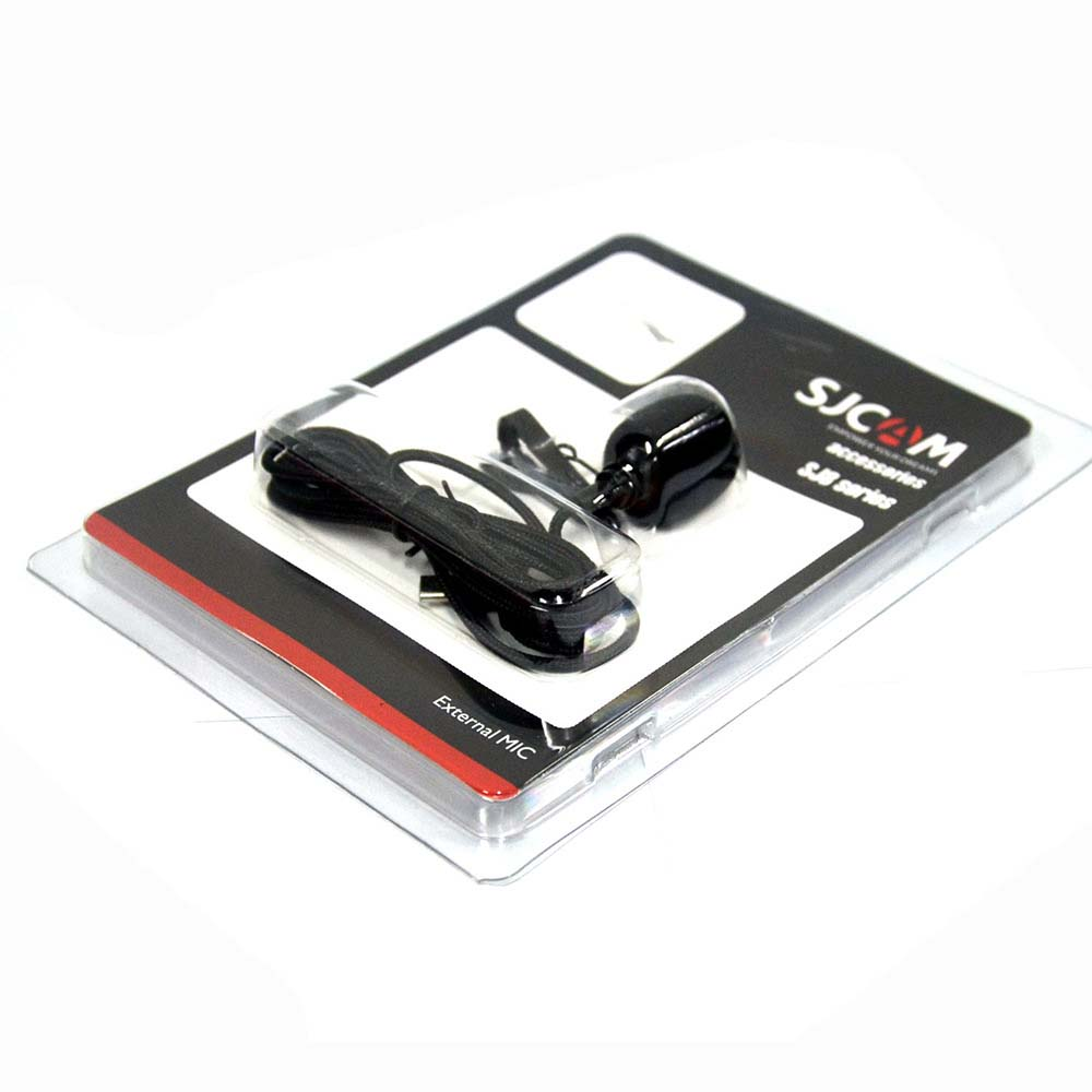 JINSERTA внешний микрофон Микрофон для SJCAM SJ8 Air PLUS PRO SJ7 STAR/SJ360/SJ6 Legend камера SJCAM аксессуары для камеры