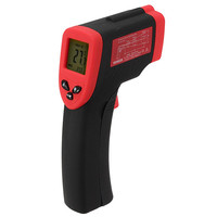 DT 500 Non Contact IR Infrared Digital Temperature Tester Thermometer 50 500 Degree High Quality Free
