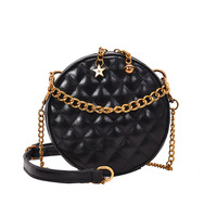 Get Up To 40 55% Off Promotion Ladies Shoulder Bags Women Sling Messenger Bag Chain Crossbody Mini Round Handbag 1138