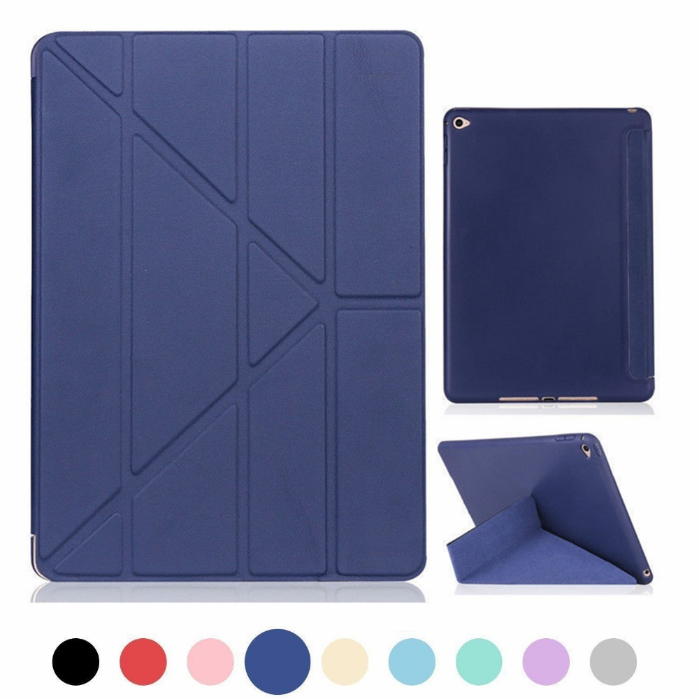Case For Ipad Mini 1 2 3 4 Smart Tablet Magnetic Cases Cover For Ipad Mini 4 3 2 1 Ultra Slim Leather Cover