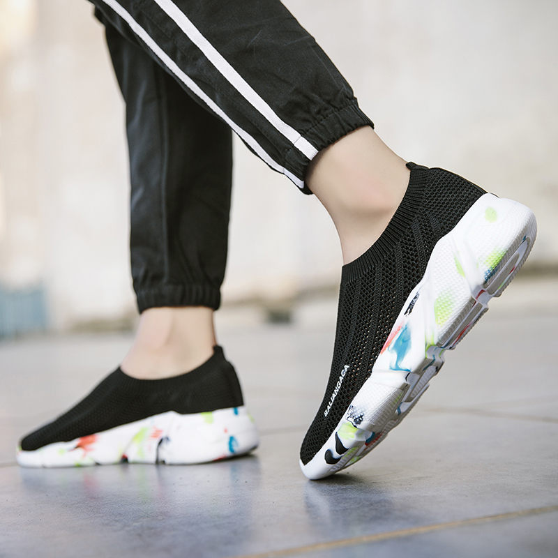 sneakers women Brand Socks sports shoes men wedges men trainer Coaches  running shoes woman gym Trainers light zapatillas mujer-in Running Shoes  from Sports ... 2bda1d74a968