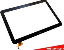 Nueva Negro Para 10.1 inch PIPO P9 3G Wifi de la Tableta de Pantalla Táctil Panel Táctil Digitalizador Del Sensor de Reemplazo De Cristal Del Envío gratis