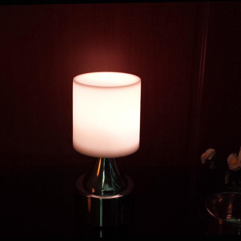 fio candeeiro mesa conduziu lampada 05