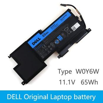 Original Laptop battery For Dell Latitude XPS 15 15-L521X WOY6W 9F233 3NPC0 Tablet W0Y6W 11.1V 65wh
