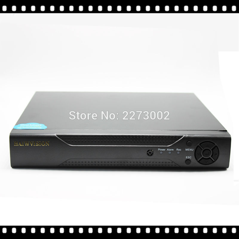 HKES HNew AHDH DVR 4CH 4 Channel 1080P CCTV AHD DVR Hybrid DVR/16CH 1080P NVR 3in1 Video Recorder For Analog AHD Camera IP Camer